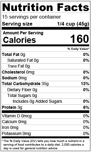 Rice Varieties/Nutrition Facts/Nutrition Facts  Jasmine White.jpg